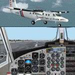 FS2002                   Project Globe Twotter DHC6-300. Scilly Skybus G-CBML and G-BIHO