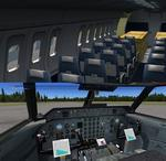 DeHavilland Dash 7 American Eagle Package