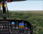 FS2000                   Panel Aerospatiale Dauphin Panel