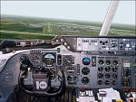 FS2000                   DC 10 panel