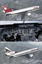 FSX/P3D McDonnell Douglas DC-10-30 Multi Livery package 2