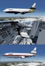 FSX/P3D McDonnell Douglas DC-10-30 Multi Livery package 3