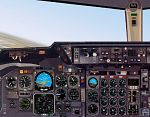 McDonnel-Douglas                     DC-10 (KC-10) Panel for Microsoft Flight Simulator 2000 Professional                     Only.