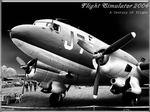 Douglas                     DC-3 Splashscreen