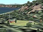 FS2002                   Scenery - Devils Canyon Lodge
