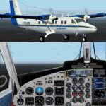 FS2004                     DeHavilland DHC6-300 Twin Otter Package. Air Labrador