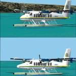 FS2002                   PRO DeHavilland DHC6-300 Twin Sea Otter Seaborne Airlines,