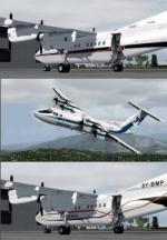 FSX/P3D de Havilland Canada DHC-7 Pack 3
