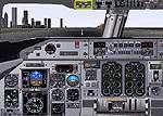 FS2000                   DHC8-100/300 Panel
