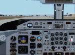 FS2004                   Dehavilland Dash8-102 Air Labrador White Livery