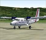 FS2004                   DeHavilland DHC-6 Twin Otter Royal Nepal Airlines