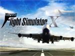 FSX 'Into Reality' Splashscreen