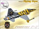 FS2004                   DSB Freeware Northrop F-5A