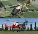 FSX/P3D  Eurocopter EC-120B Pack 2
