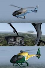 FSX/P3D  Eurocopter EC-120B Pack 1