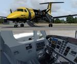 FSX/P3D 3/4 Embraer EMB-120 Sky Bahamas, Brasilia 300th Livery and Australasia triple pack