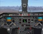 """FS2004                   Embraer EMB-120 """"Brasilia"""" Panel"""