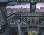 FS2004                   Embraer -145 Photoreal Panel