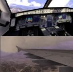 FSX/P3D Airbus A380-800 Emirates 'United for Wildlife' package