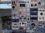Boeing 737-400 Tailwind