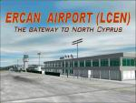 ERCAN                   (LCEN) AIRPORT FOR NORTH CYPRUS TREE TEXTURES