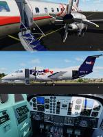 P3D/FSX Embraer Emb 120 Multi Livery Package