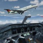 FSX/P3D Embraer ERJ-135 FSX Repaint Pack 3
