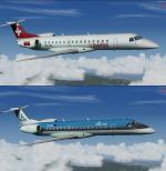 FSX/P3D Embraer ERJ-145 FSX Native Package 2