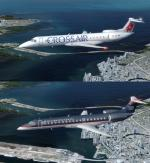 FSX/P3D Embraer ERJ-145 FSX Native Package 3