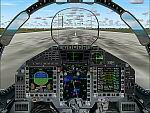 FS2004                   Eurofighter Germany Bundeswehr, two seater