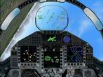 FS2004                   Eurofighter Typhoon Panel.