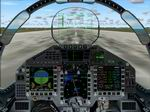 FS2004                   Eurofighter Panel