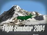 FS2004                     Nepal Glacier Splash Screens