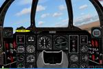 FS2004                   North American F-86D