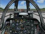 FS2004                   North American F-100F Royal Danish Airforce Textures and modifications