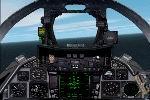 """FS2002                   Aircraft Grumman F-14B Tomcat VF-103 """"Jolly Rogers"""""""