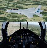 Iris F-15 package FSX native USAF Pack 7