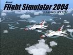 FS2004                     F-16 USAF Splashscreen.