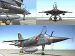 FS2004                    Gmax Mirage F1 Package