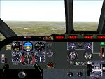 FS2000                   Panel for the Fokker 27