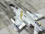 FSX                   F-4 Phantom II F4E & F4B