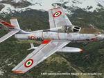 FS                   2004-2002 Republic F-84-F Aeronautica Militaire Italiana