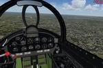 FSX                   Grumman F9F-5 Panther Package,