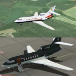 FSX Falcon 50 Package