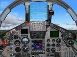 FS2002/FS2004                   Panavia Tornado F3 Panel Photoreal.