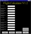 Flight                   Calculator V1.2