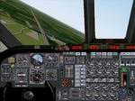 Alternate                   4 engine jet analogue panel for FS2000