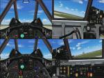 FS2004 Fairey Firefly Panel