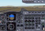 FS                   3 Engine Panel for Microsoft Flight Simulator 2000