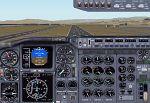 FS                   3 Engine Panel for Microsoft Flight Simulator 2000